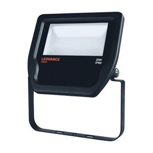 Ledvance Floodlight LED 20W 2200lm IP65 3000K Zwart IR