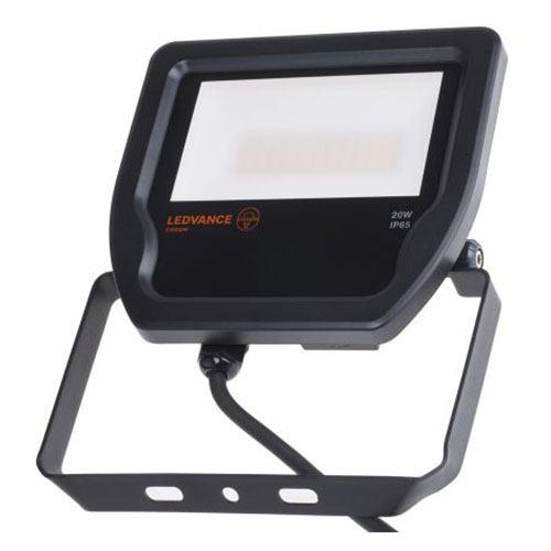 Ledvance Floodlight LED 20W 2200lm IP65 4000K Zwart IR